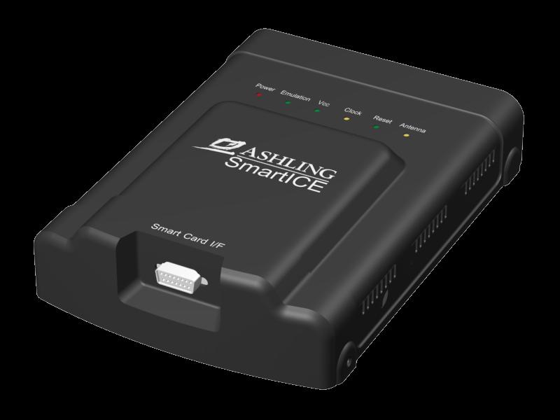 Support NXP Smart – Ashling